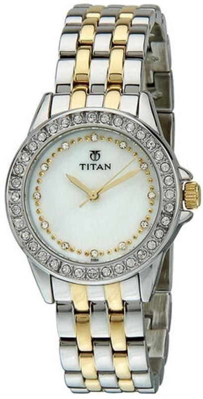 Titan NE9798BM02 Analog Watch For Women