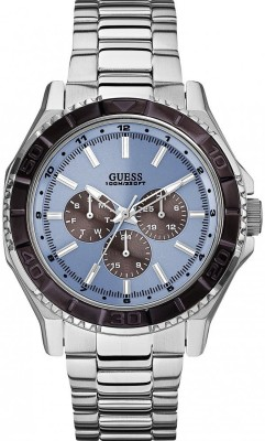 Guess W0479G2 Analog Watch - For Men