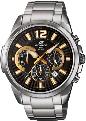 Casio EX160 Edifice Analog Watch  - For Men