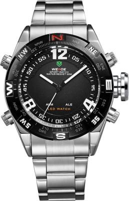 Weide 2310-1C Original Japan Module-LCD Analog-Digital Watch  - For Men