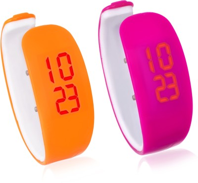 Nova Couple Sports 01 Digital Watch  - For Couple