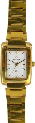 Maxima 02401CPLY Analog Watch  - For Women