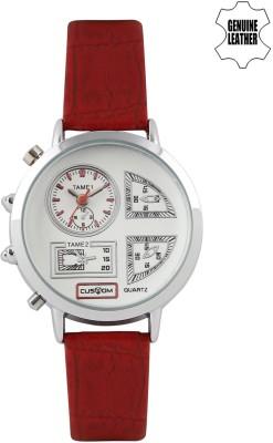 Custom 8407WR Analog Watch  - For Women