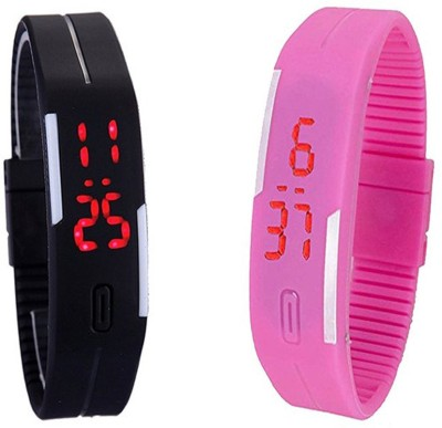 Fashion Hikes FH2574 Digital Watch  - For Boys, Men, Girls, Women, Couple