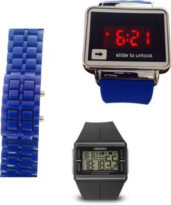 Zdelhi combo za122 Digital Watch  - For Boys, Men, Girls, Women
