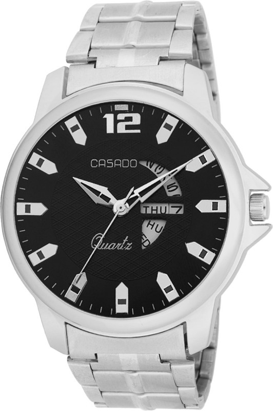 Casado C 133 Day and Date Analog Watch For Men