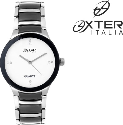 Oxter New White Fashion Colletion Luxury Collection Analog Watch  - For Men, Boys
