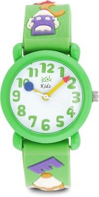 Kool Kidz DMK-009-GR 01 Analog Watch  - For Girls, Boys