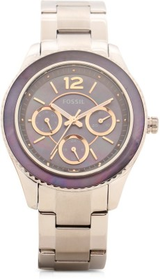 Fossil ES3891 Analog Watch  - For Women