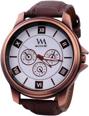 WM WMAL-0032-Wva Analog Watch  - For Men