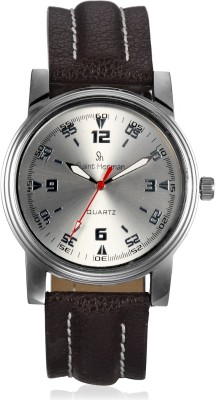 Saint Herman SH1005 Gents Leather Analog Watch  - For Men