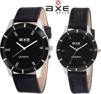 Axe Style X11162116SL01 Analog Watch - For Couple