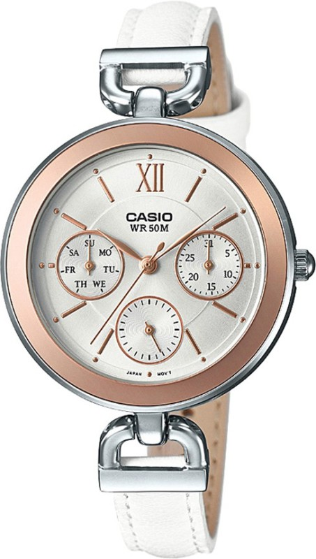Casio A1143 Enticer Ladys Analog Watch For Women