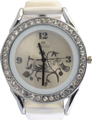 Perucci PC-2222W Analog Watch  - For Women