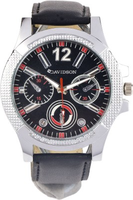 Davidson DN-124 Analog Watch - For Men