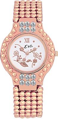 EVA DL-LR3002-CPR Analog Watch  - For Women