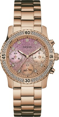 Guess W0774L3 Analog Watch  - For Women