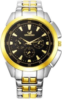 Orlando W1220GB Analog Watch  - For Men