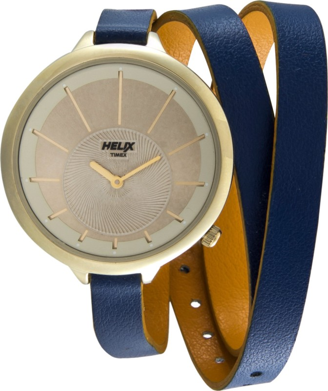 Timex 13HL03 Twisted Analog Watch For Women