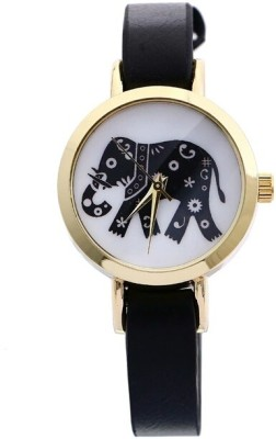 Zillion Elephant Printed Dial Analog Watch  - For Women, Girls