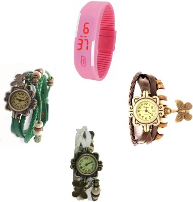 Smart Picks SET4001 Analog Watch  - For Girls