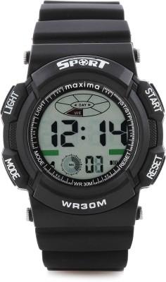 Maxima 28690PPDN Fiber Digital Watch  - For Men