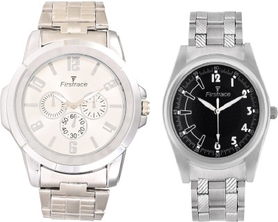 Firstrace 105 Analog Watch  - For Couple