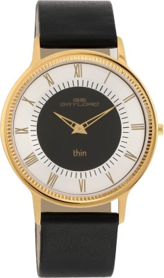 GAYLORD GL1001YL02A SLEEK Analog Watch  - For Couple