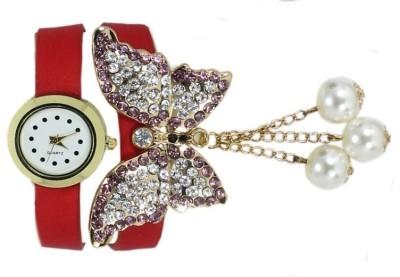 Kokan Planet FW81 Vintage Bracelet Analog Watch  - For Girls