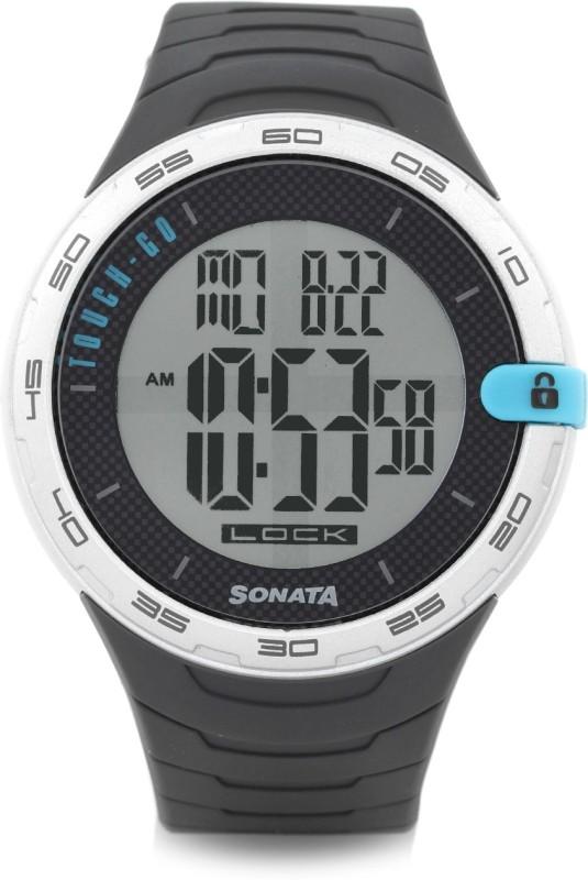 Sonata 77041pp01J Digital Watch For Men WATEJXFUTNCHX5YU