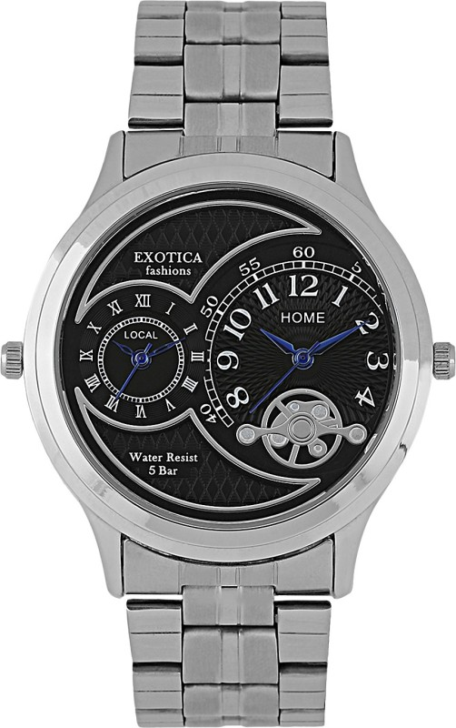 Exotica Fashions EF 77 Dual ST Basic Analog Watch For Men