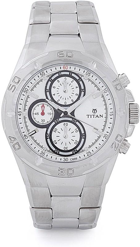 Titan NF9308SM01 Octane Analog Watch For Men