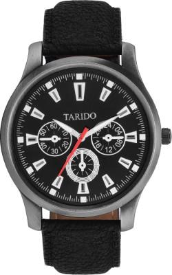 Tarido TD1057SL01 Analog Watch  - For Men, Boys
