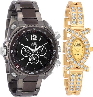 lee grant le0s36360 Analog Watch  - For Couple, Women, Men
