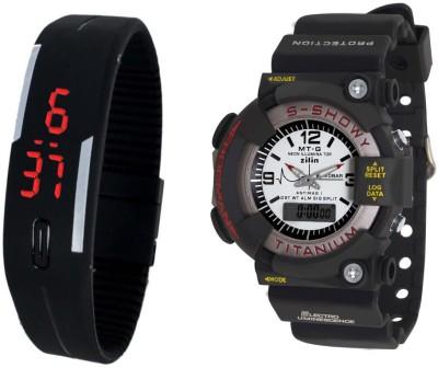 Thump T2434 Digital Watch  - For Men, Boys