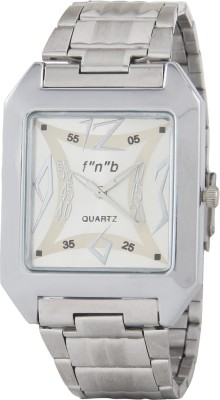 FNB fnb0015 Contemporary Analog Watch  - For Men