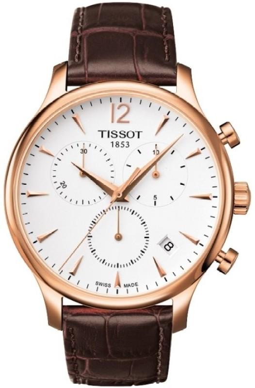 Tissot T0636173603700 Analog Watch For Men