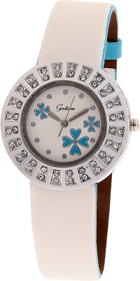 Gesture Gesture WH-SB Diamond Studded Watch for Women Analog Watch  - For Women