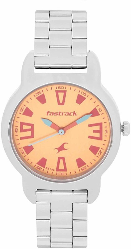 Fastrack 6127SM02 Analog Watch For Women