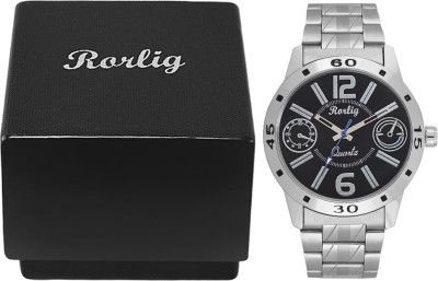 Rorlig RR-0033 Expedition Analog Watch  - For Men, Boys