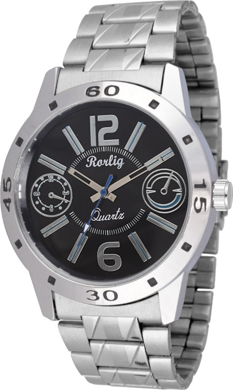 Rorlig RR 0033K Expedition Analog Watch For Men