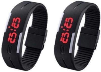 Puma Plus 35b Digital Watch  - For Boys, Men