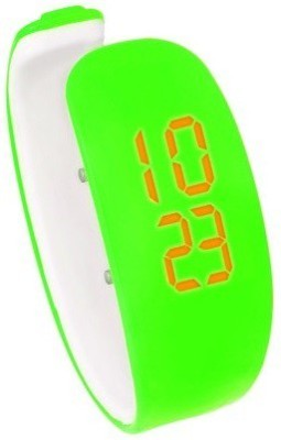 TCT Led Bracelet2 Digital Watch  - For Girls, Women