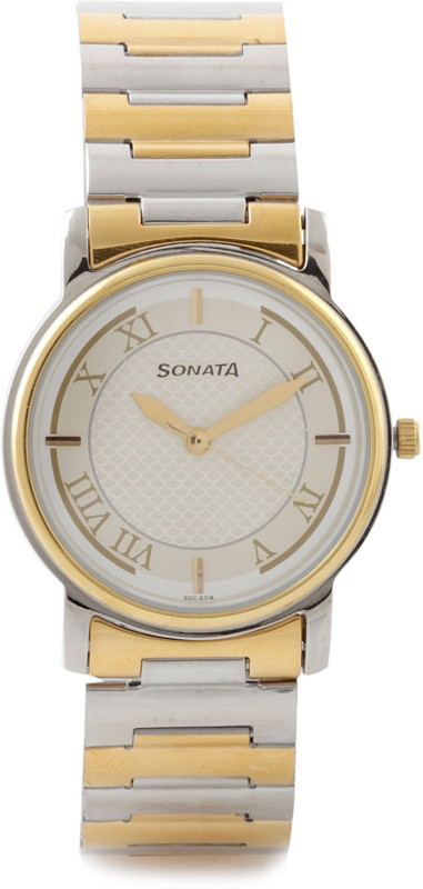 Sonata 1013BM12 Analog Watch For Men