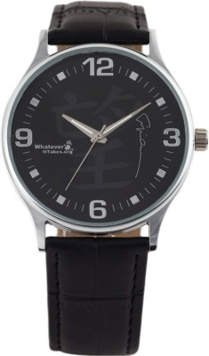 Whatever It Takes P7847 Signed Analog Watch  - For Men