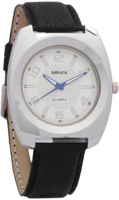 Sakura Quartz 2205 Fancy Range Analog Watch  - For Men