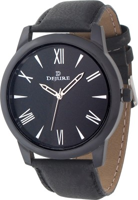 Dejure DJG10188BK Analog Watch  - For Men, Boys