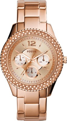 Fossil ES3590 Analog Watch - For Women