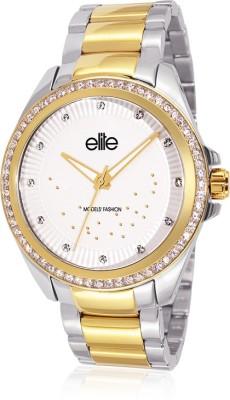 Elite E53534G/301 Analog Watch  - For Women