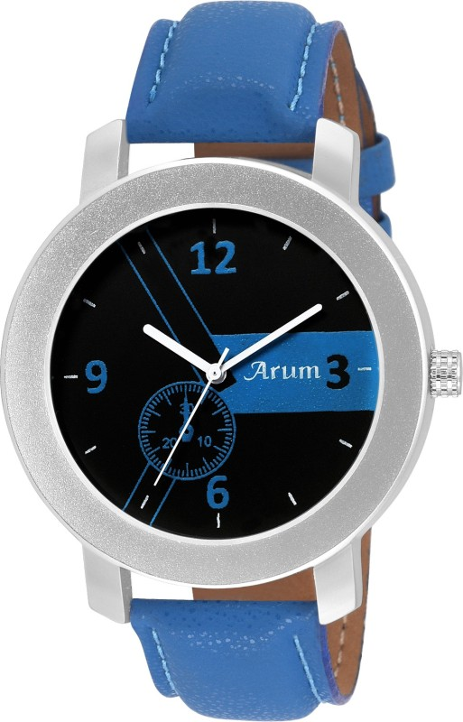 Arum ASMW 016 Stylish Blue Smart Watch Analog Watch For Men